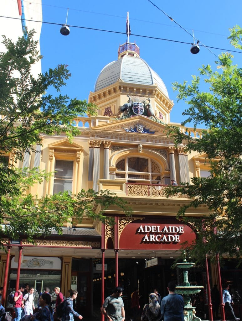 Centre-ville Adélaïde