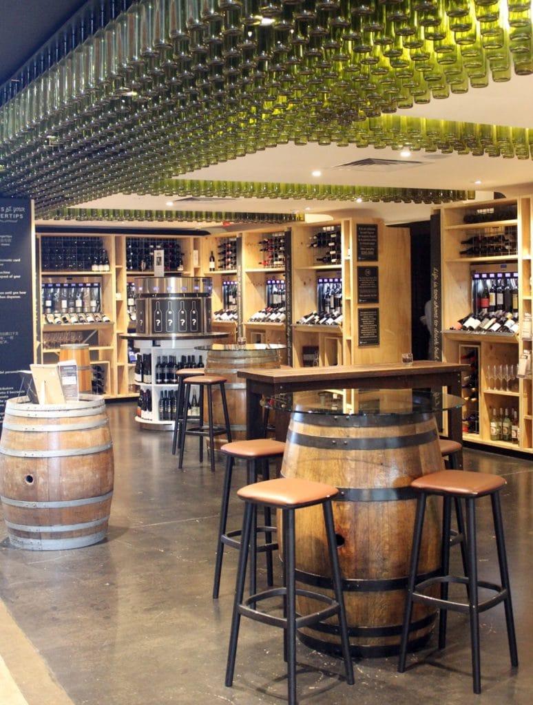 National Wine Center - Où manger à Adélaïde