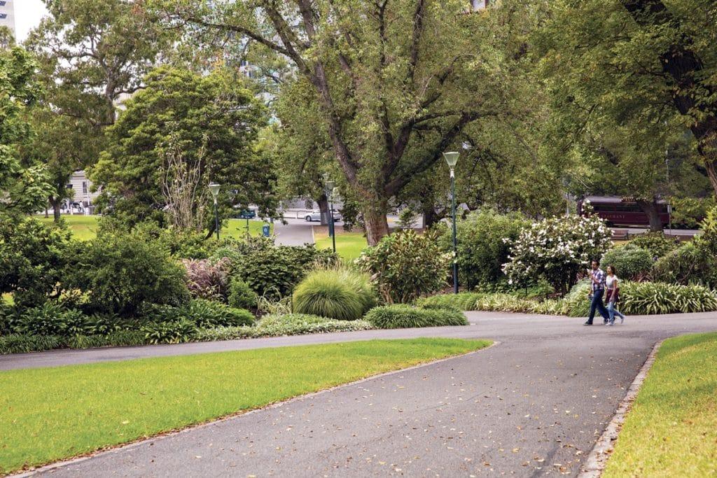 Flagstaff Garden - Que faire à Melbourne quand on est fauché