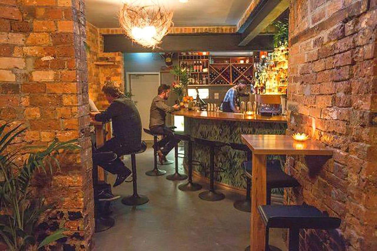 lieux insolites melbourne bar caché chapel street