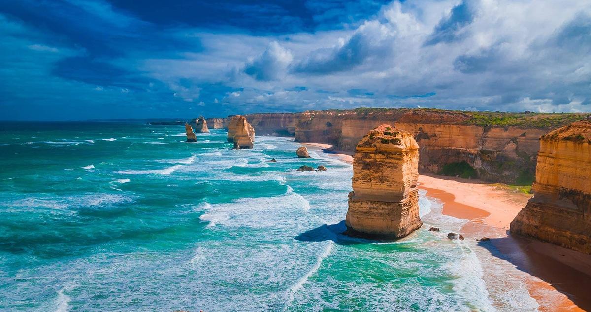 great ocean road victoria 12 apôtres lieux immanquables