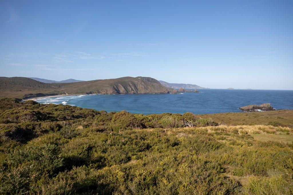 bruny island iles tasmanie