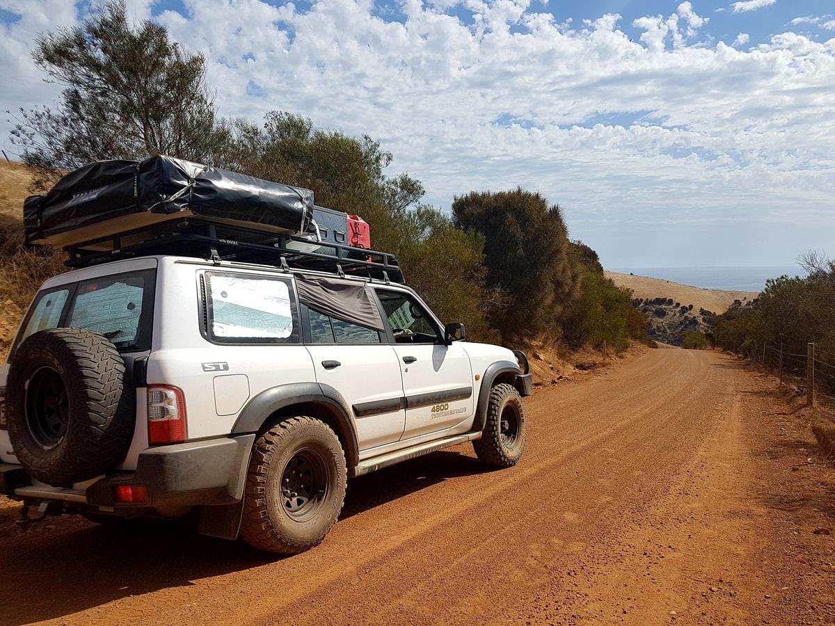 budget type pour un road trip pour 2 personnes