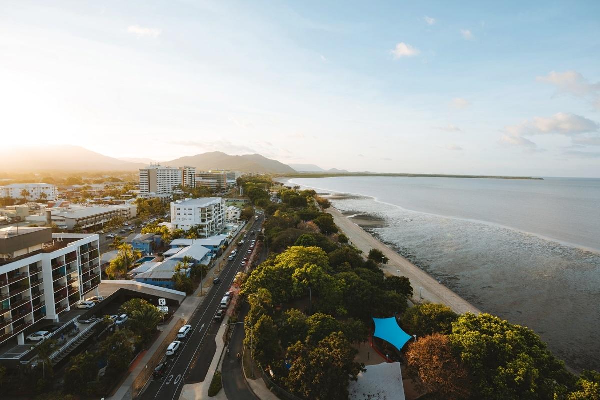Road trip côte Est - Cairns