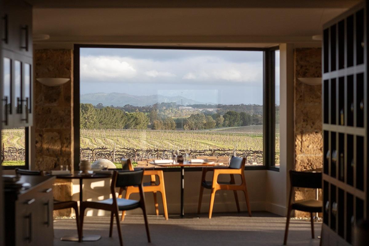 barossa valley restaurant