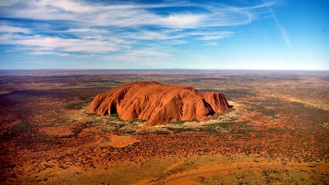 Les lieux immanquables en Australie - Uluru Ayers Rock
