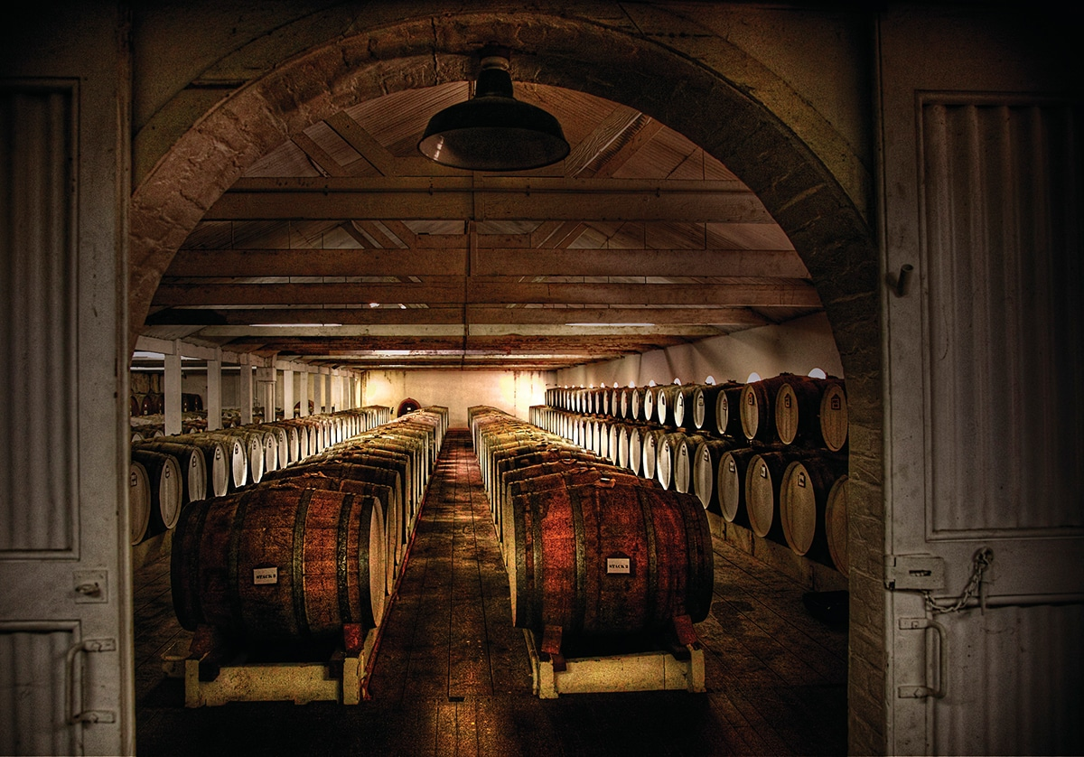 visiter barossa valley caves & domaines seppeltsfield
