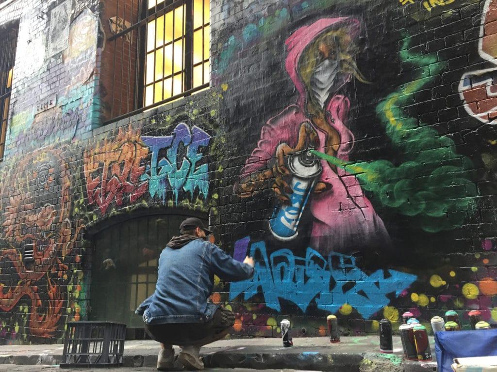 graffitis melbourne
