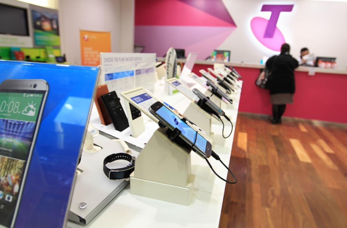 téléphoner en Australie boutique Telstra