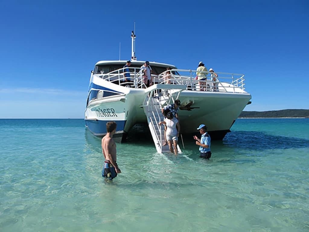 whitsunday islands croisières