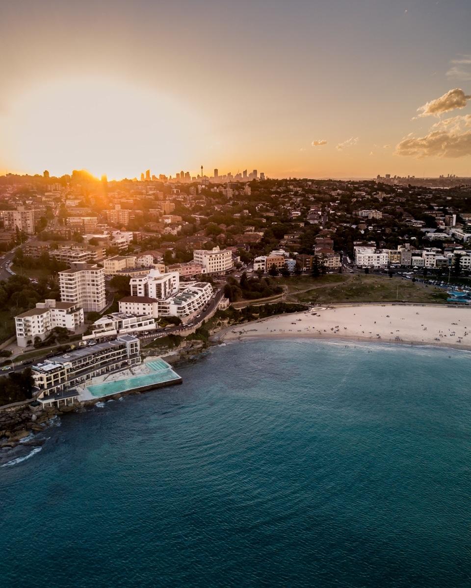 Bondi Beach - Sydney - New South Wales