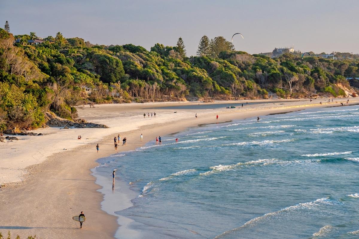 Byron Bay Main Beach - New South Wales - Plus belles plages en Australie