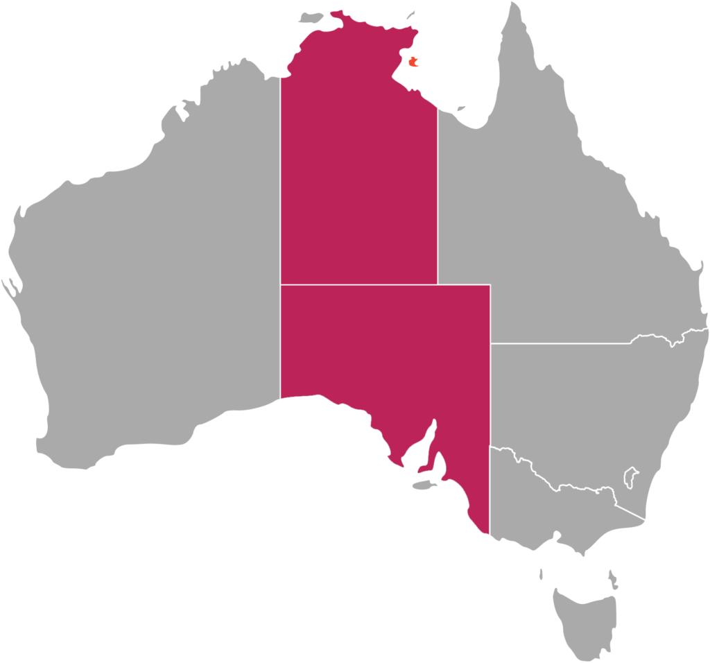 fuseau horaire Centre de l'Australie ACST Australian Central Standard Time téléphoner en Australie