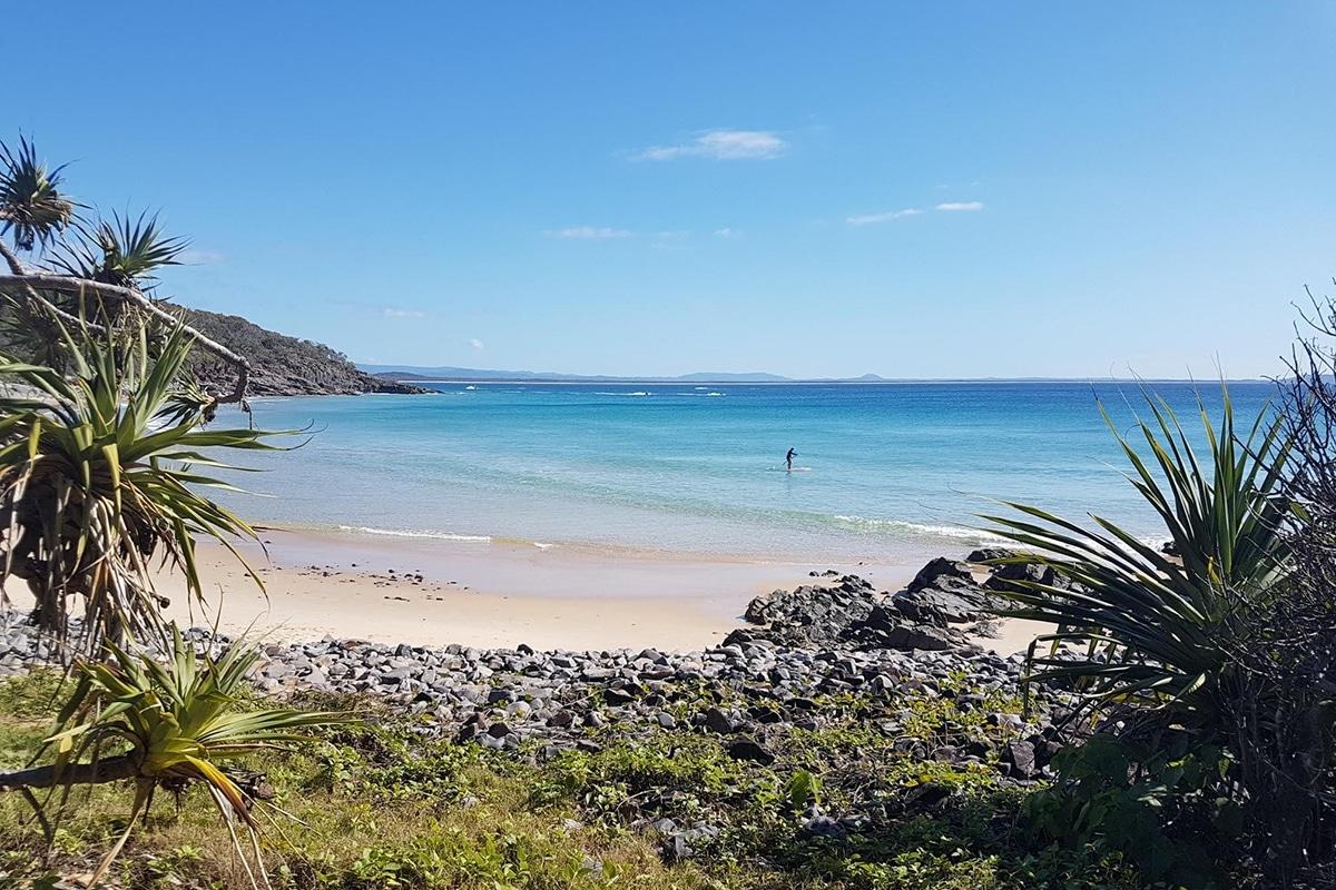 Noosa Main Beach - Queensland - Plus belles plages en Australie