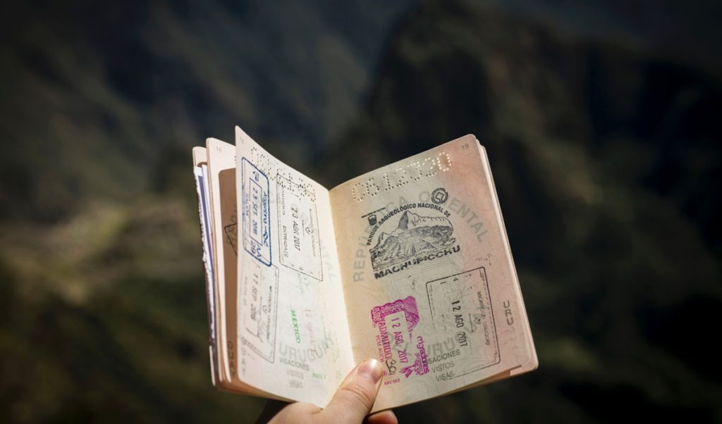 passeport partir en pvt