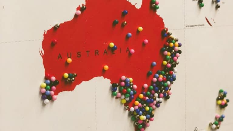 Les régions éligibles pour renouveler son WHV / PVT en Australie
