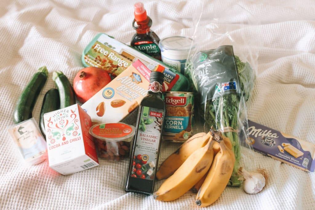 budget road trip australie alimentation