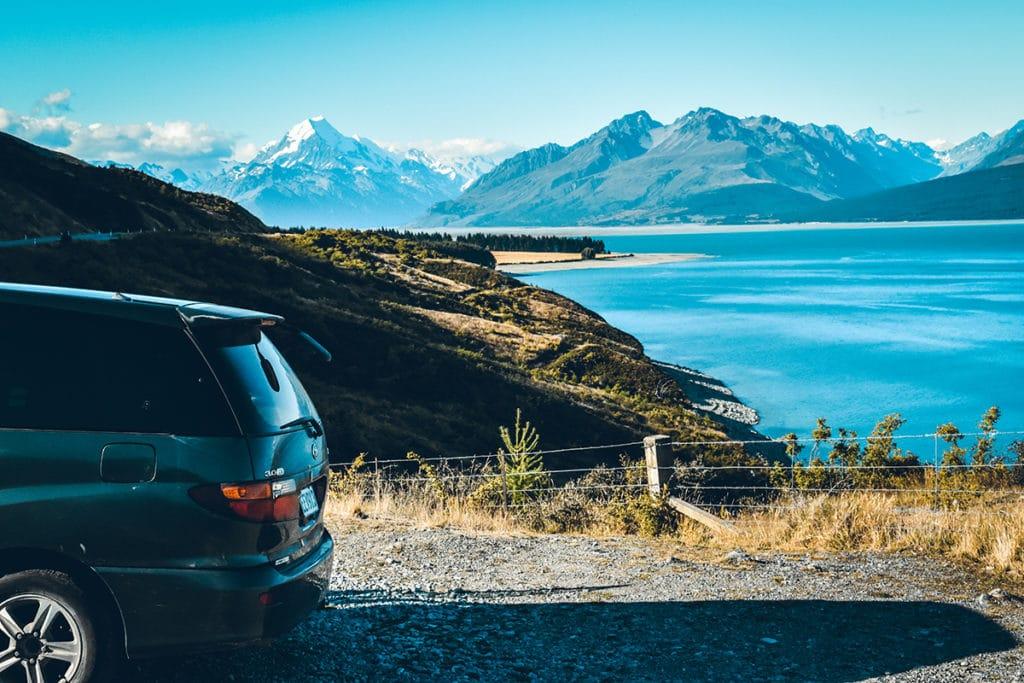 Location van Nouvelle-Zélande