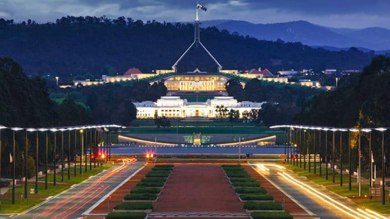 Visiter Canberra
