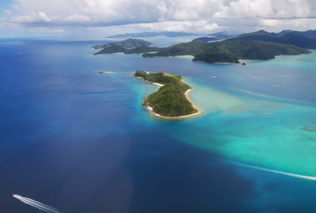 whitsunday islands l'archipel des whitsundays