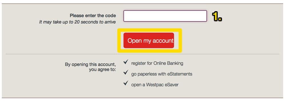 ouverture d'un compte épargne 3