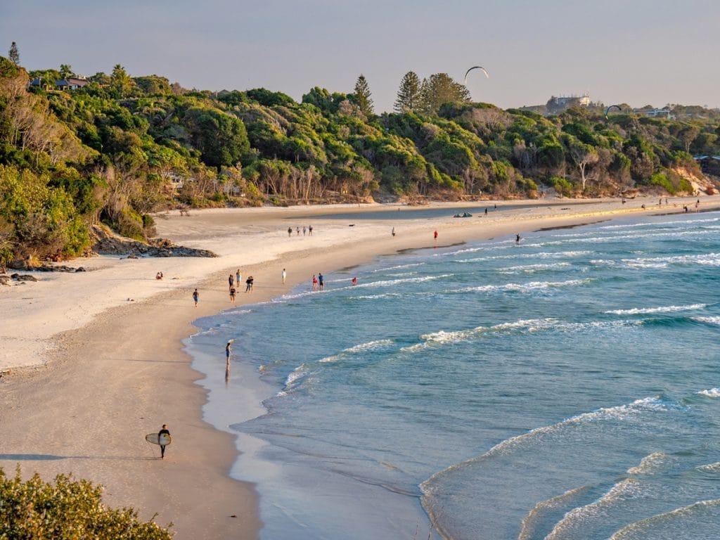 Byron Bay - Road trip côte Est Australie