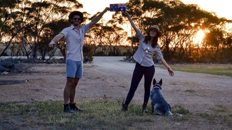 Faire du HelpX en Australie