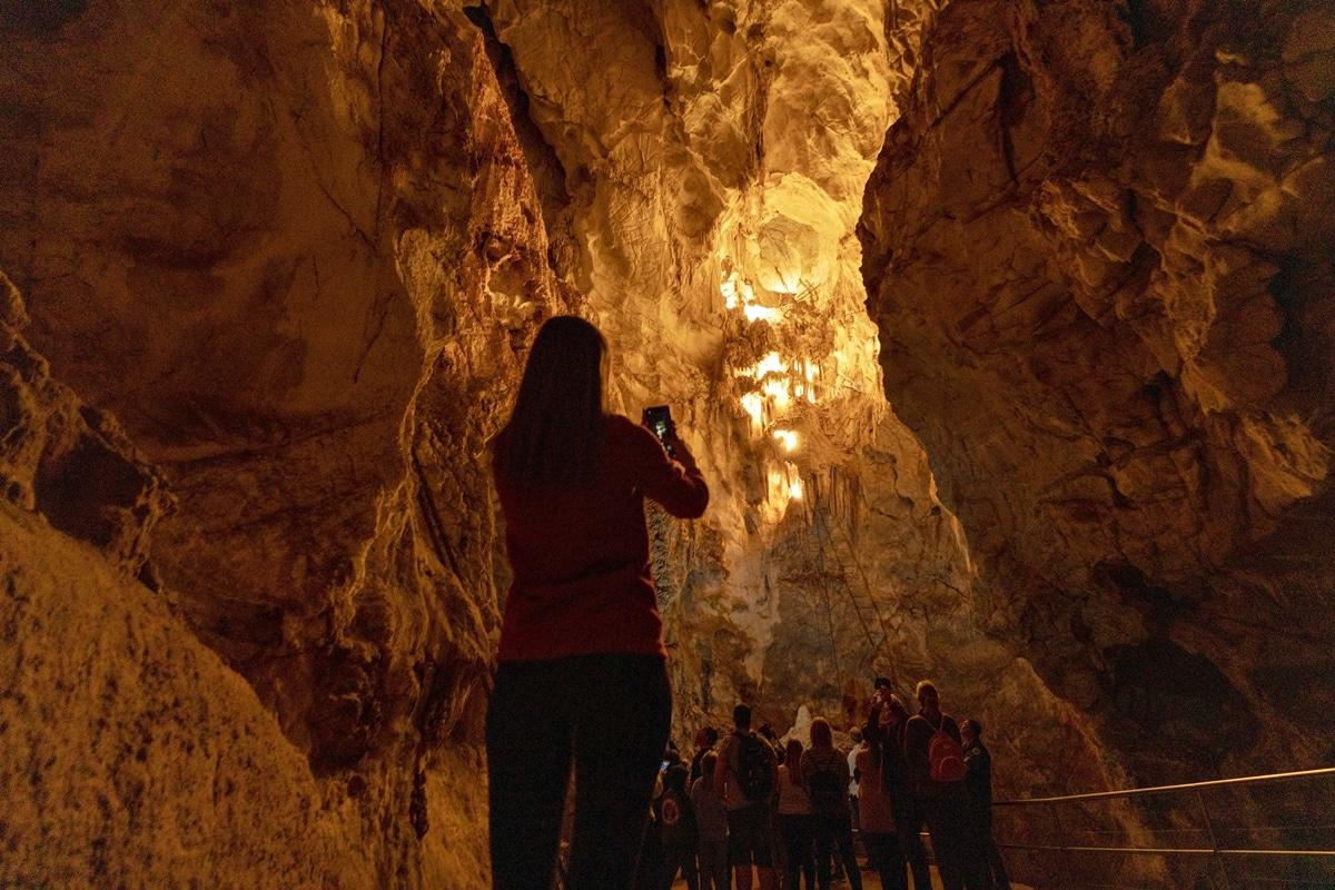 Jenolan Caves - Blue Mountains