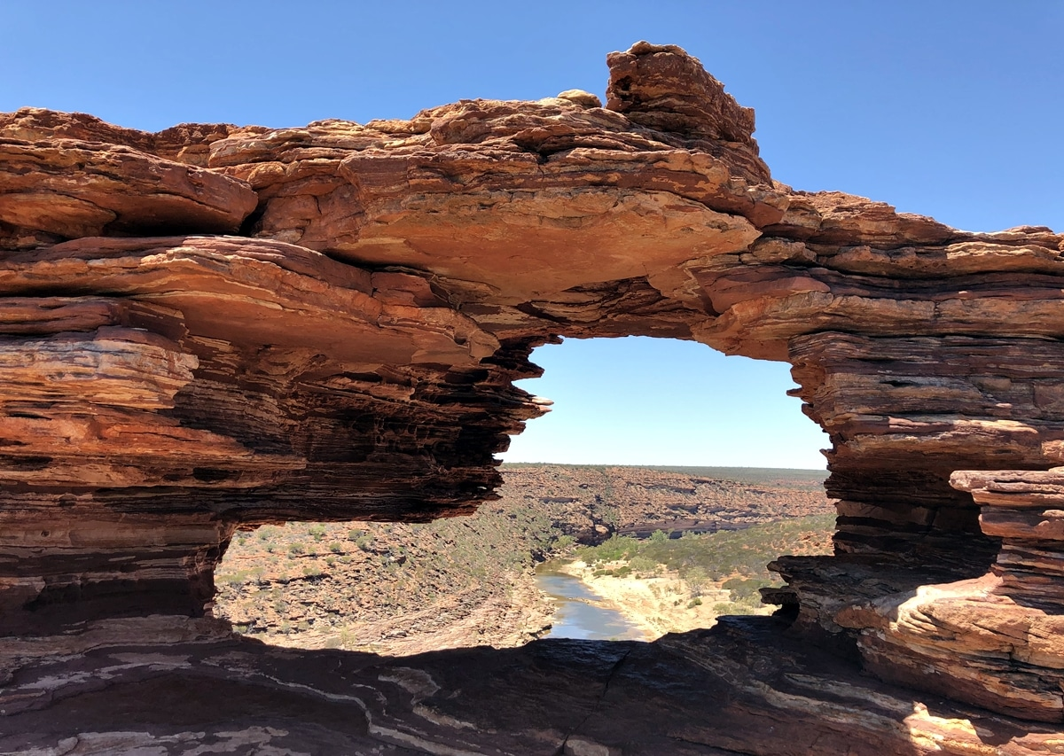 Nature's Window - Kalbarri National Park