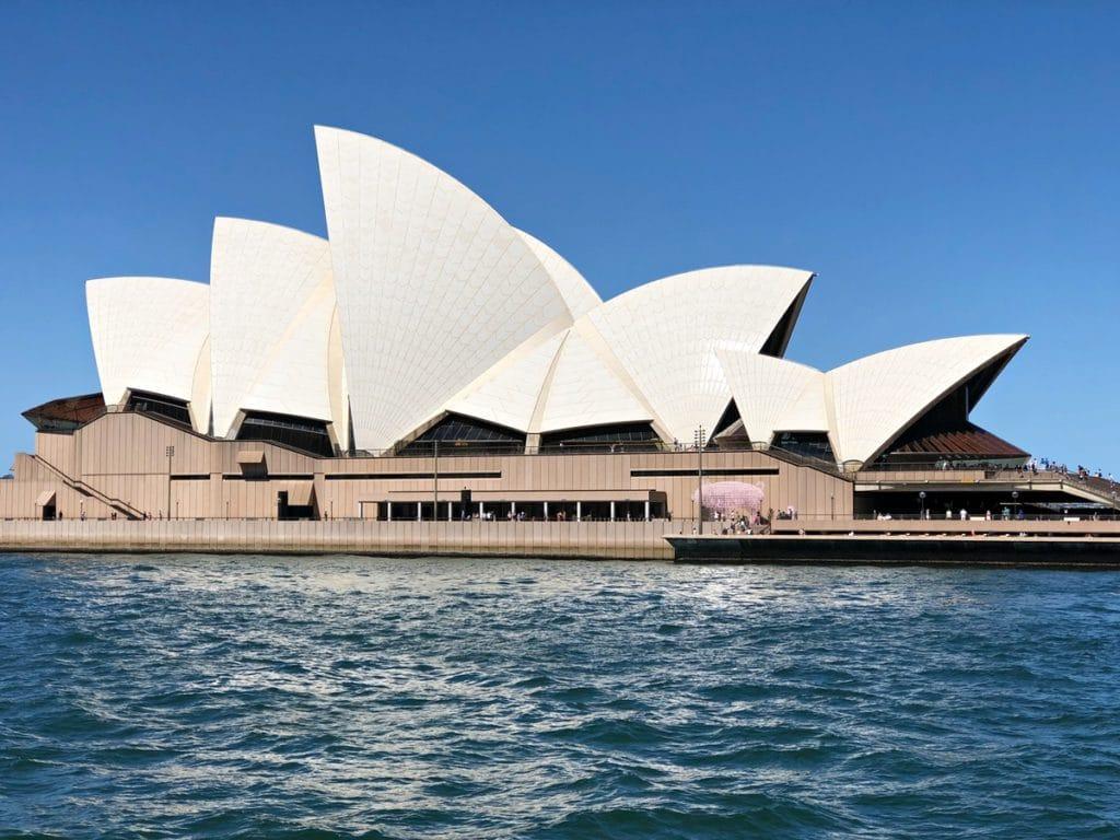 road trip cote est australie Sydney et les blue mountains