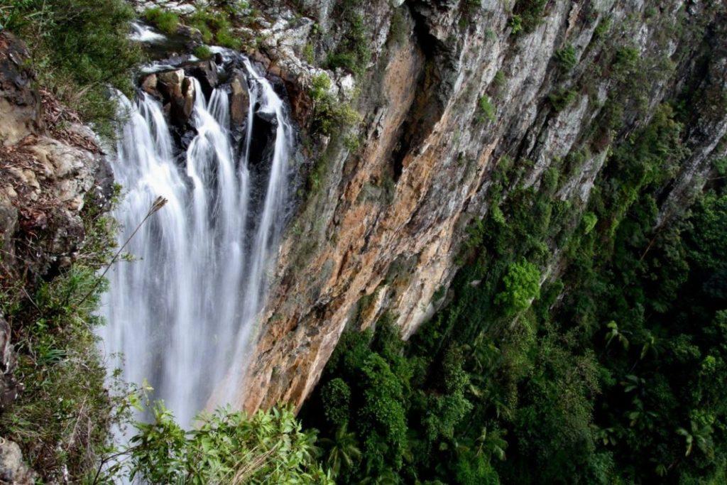 killen falls et minyon falls