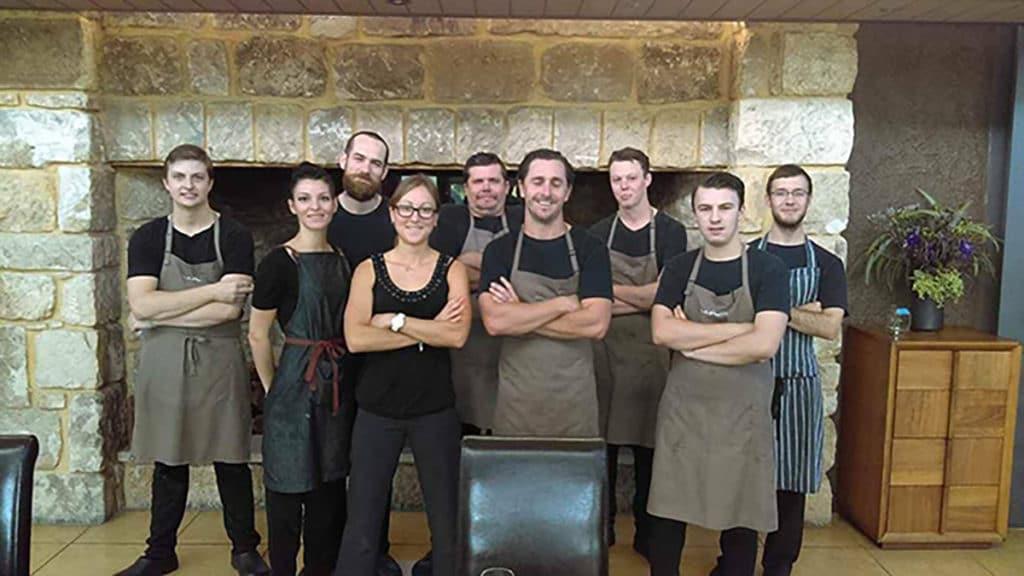 muse restaurant pâtissier australie