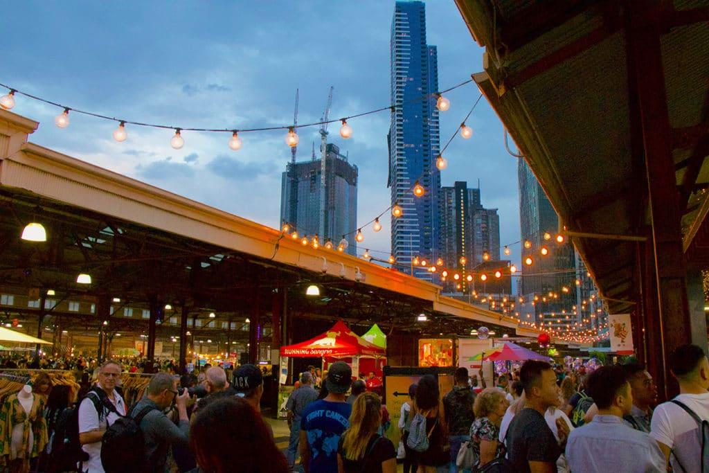 marché de Melbourne