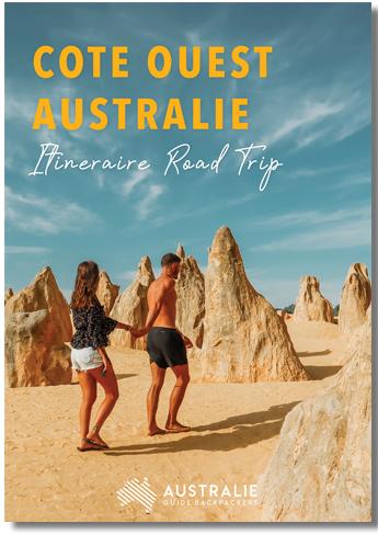 guide cote ouest australie