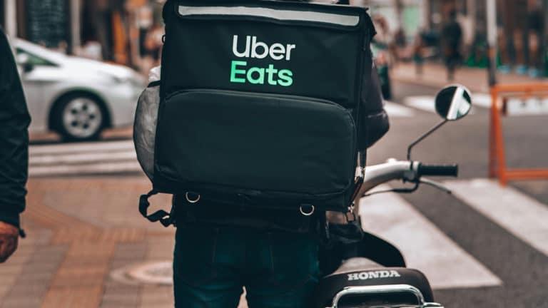 Etre livreur Uber Eats en Australie