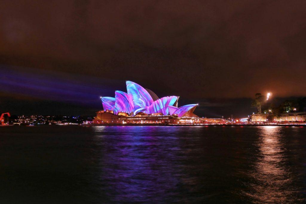 festivals Australie vivid festivals