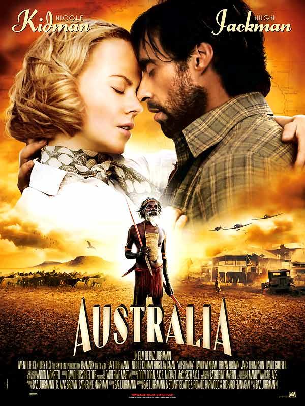 australia films australie