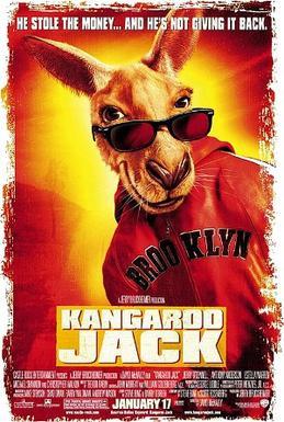 kangaroo jack films australie