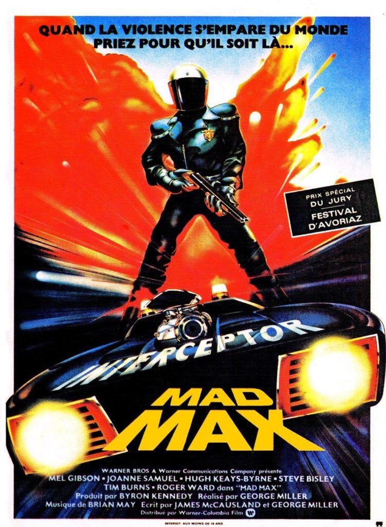 mad max films australie