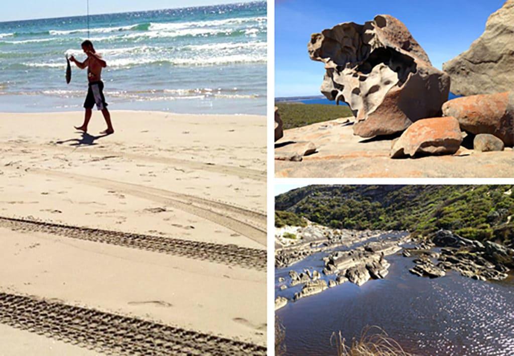 Woofing kangaroo island 6 expérience australie