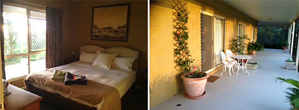 Wallaby Ridge Retreat Rooms Queensland
