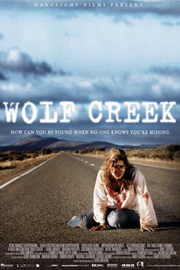 wolf creek films australie