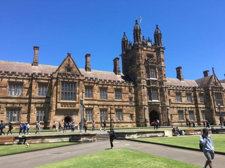 Classement des meilleures universités Australiennes